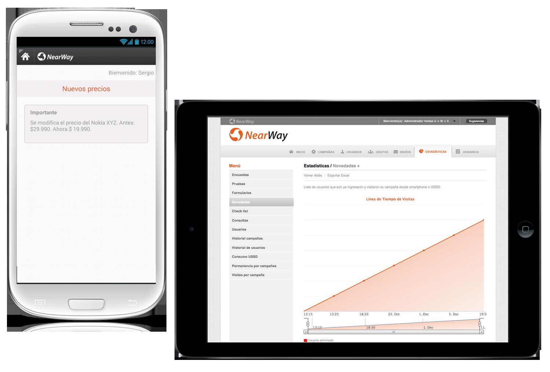 NearWay - Comunicados Respuestas